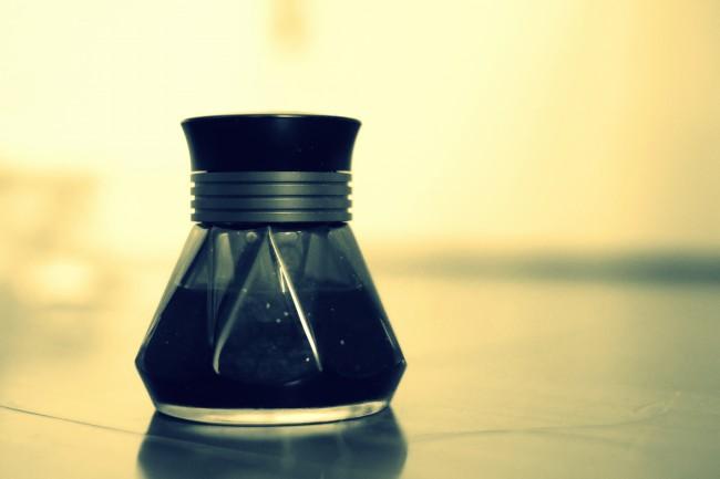三文堂的Diamond 50墨水瓶